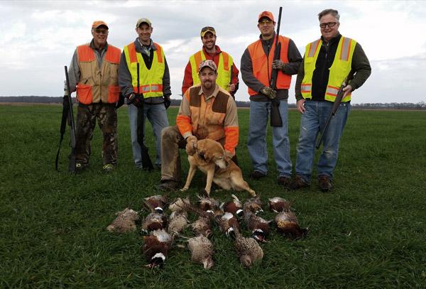 Upland Hunting